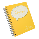 Write to Remember Journal - Grandpa