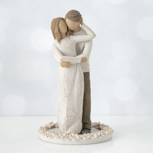 Willow Tree® Together Cake Topper