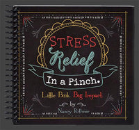 Stress Relief in a Pinch: Little Book, Big Impact