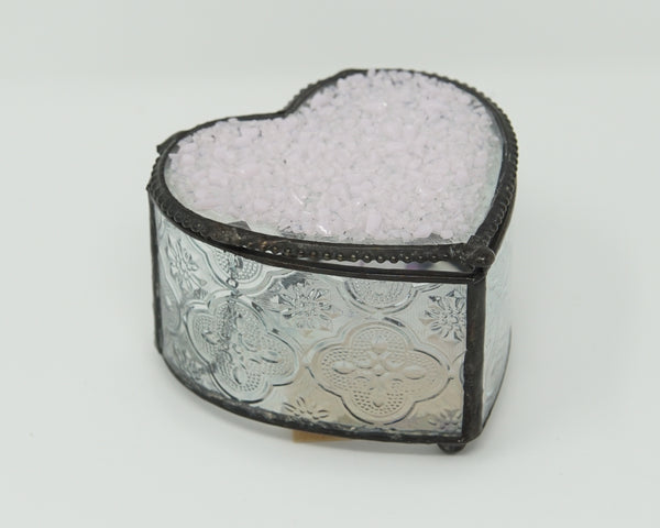J. Devlin Glass Box - Heart