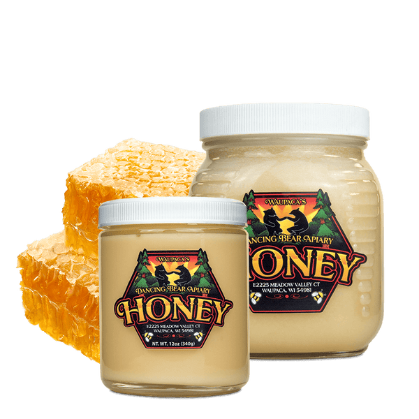 Maple Artisanal Creme Honey