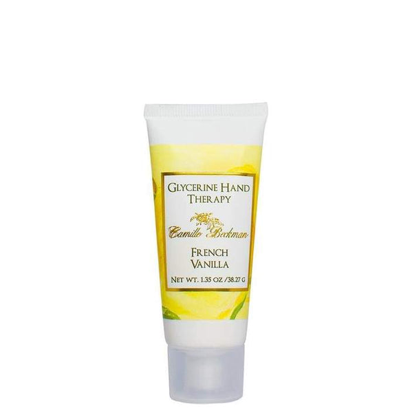 Camille Beckman Glycerine Hand Therapy French Vanilla 1.35 oz.