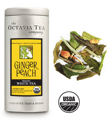 Octavia Tea - Ginger Peach