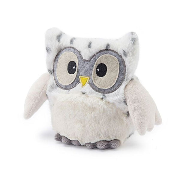"Warmies® 9"" Hooty Snowy"