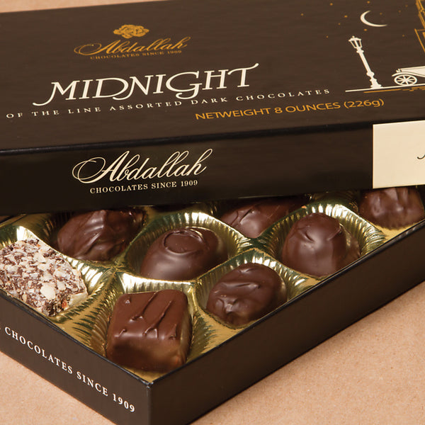 Abdallah Midnight Assorted Chocolates