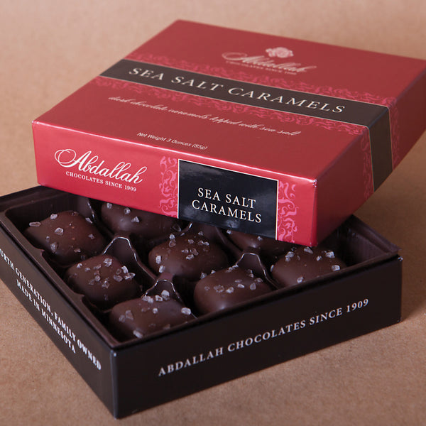 Abdallah Sea Salt Caramels