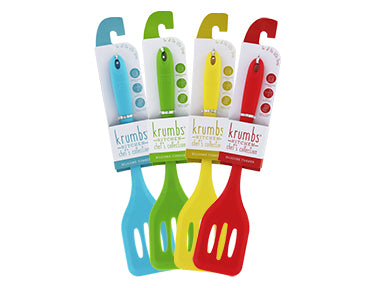 Krumbs Kitchen®  Chef's Collection  Silicone Turners