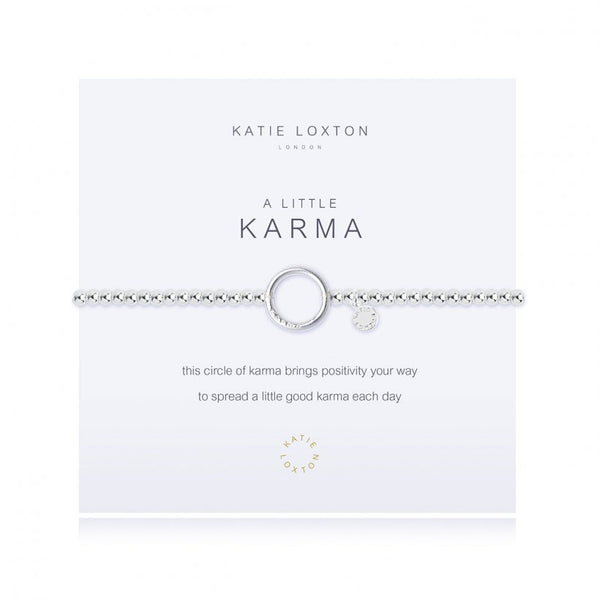 A Little Bracelet | Karma