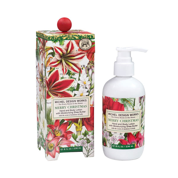 Merry Christmas Hand and Body Lotion