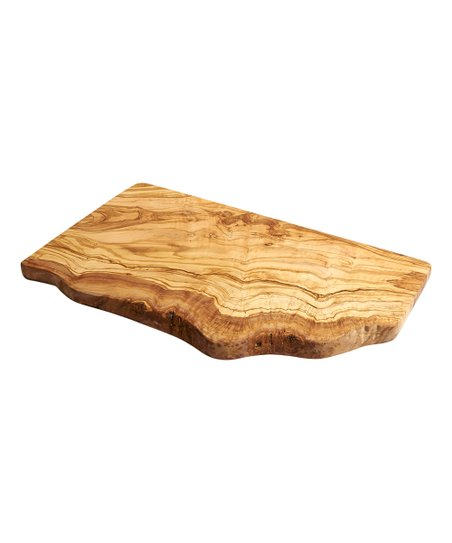 Natural Olivewood Rustic Cutting Board