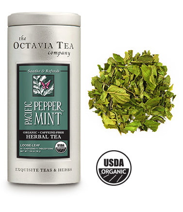 Octavia Tea - Pacific Peppermint