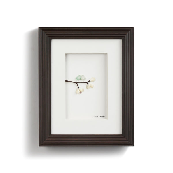 Sharon Nowlan Collection - Love Birds Wall Art
