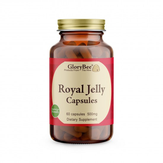 Vegetarian Royal Jelly Capsules