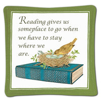 Mug Mats (Set of 4) - Reading