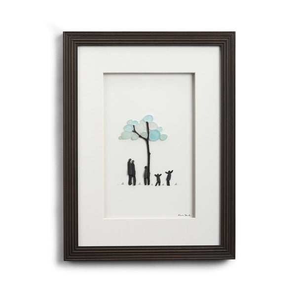 Sharon Nowlan Collection - Our Roots Are Strong Wall Art