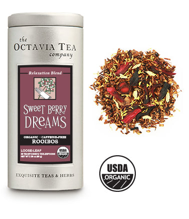 Octavia Tea - Sweet Berry Dreams