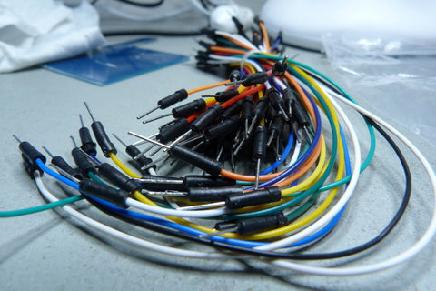 Male to Male Wires