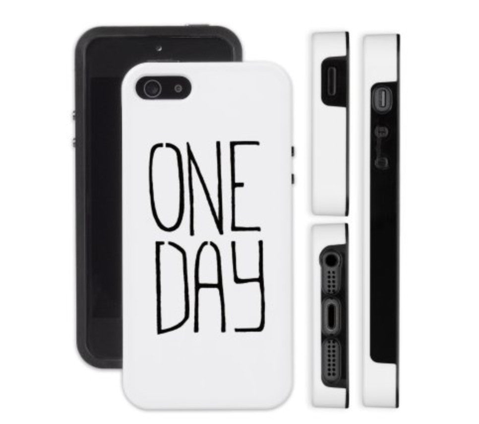 ONE DAY iPhone 5 Case