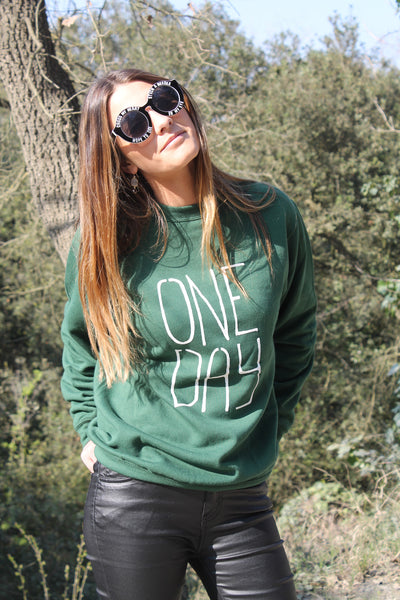 Newport Sweatshirt Green