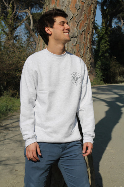 Palo Alto Sweatshirt Hell Grey