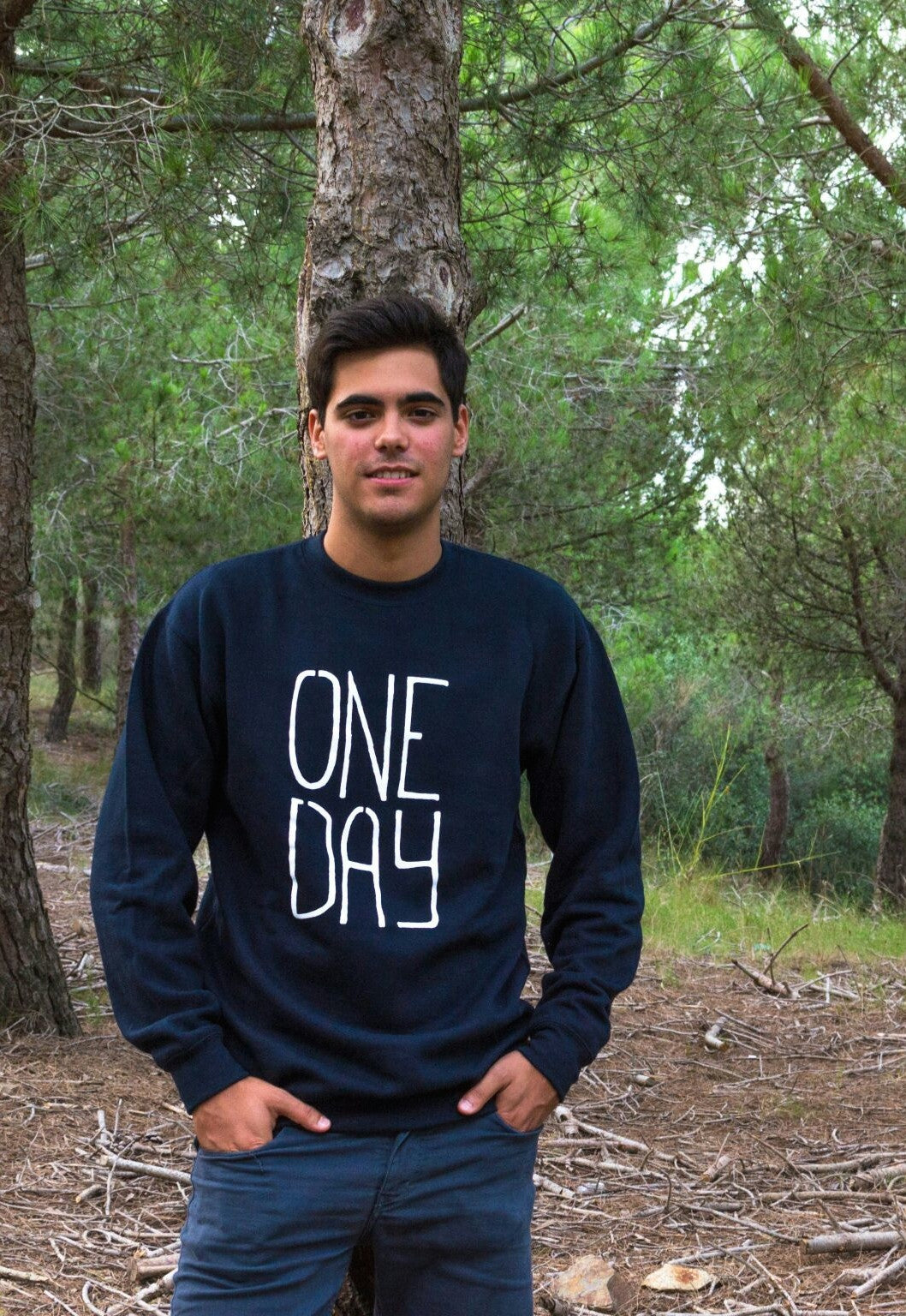 Newport Sweatshirt Navy