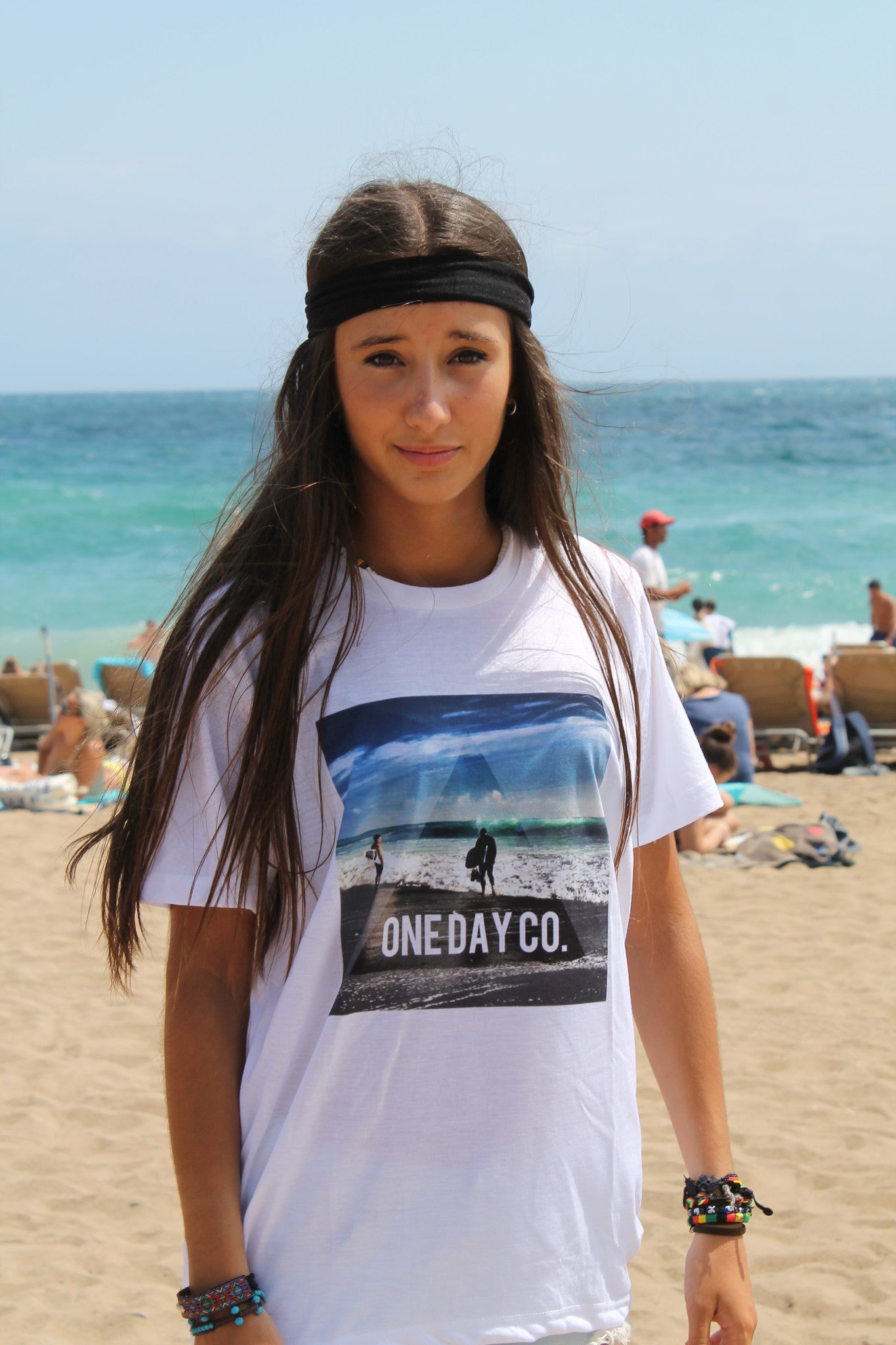 ONE DAY UNISEX Surf Edition Tee