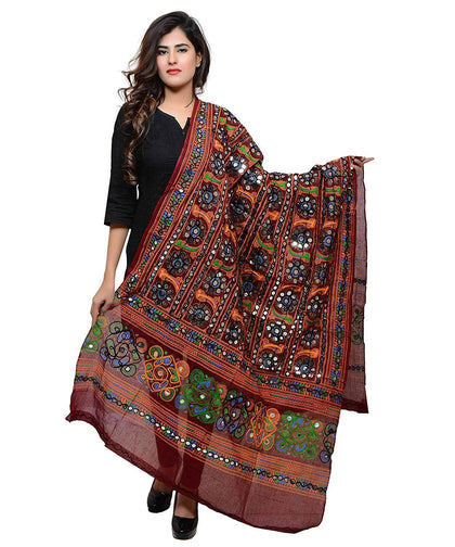 Flaray Women's Cotton Dupatta
