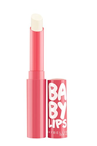 Maybelline New York Baby Lips Color Changing Lip Balm, Pink Bloom, 1.7g