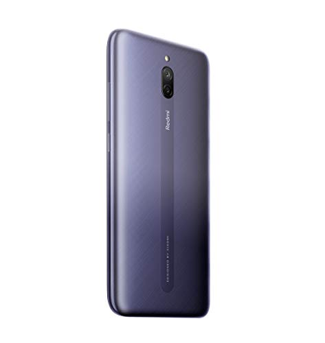 Redmi 8A Dual (Sky White, 2GB RAM, 32GB Storage) – Dual Cameras & 5,000 mAH Battery