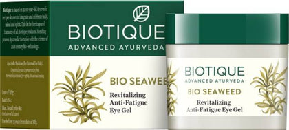 Biotique BIO Sea Weed Revitalizing anti fatigue Eye Gel -15 GM  (15 g) - iZiffy.com