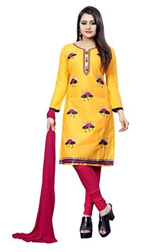 Flaray Women's Unstitched Salwar Suit Dress Materials - iZiffy.com