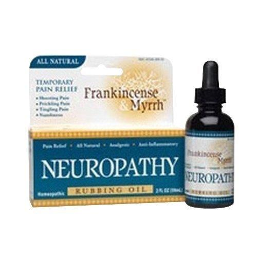 FRANKINCENSE & MYRRH NEUROPATHY RUBBING OIL - iZiffy.com
