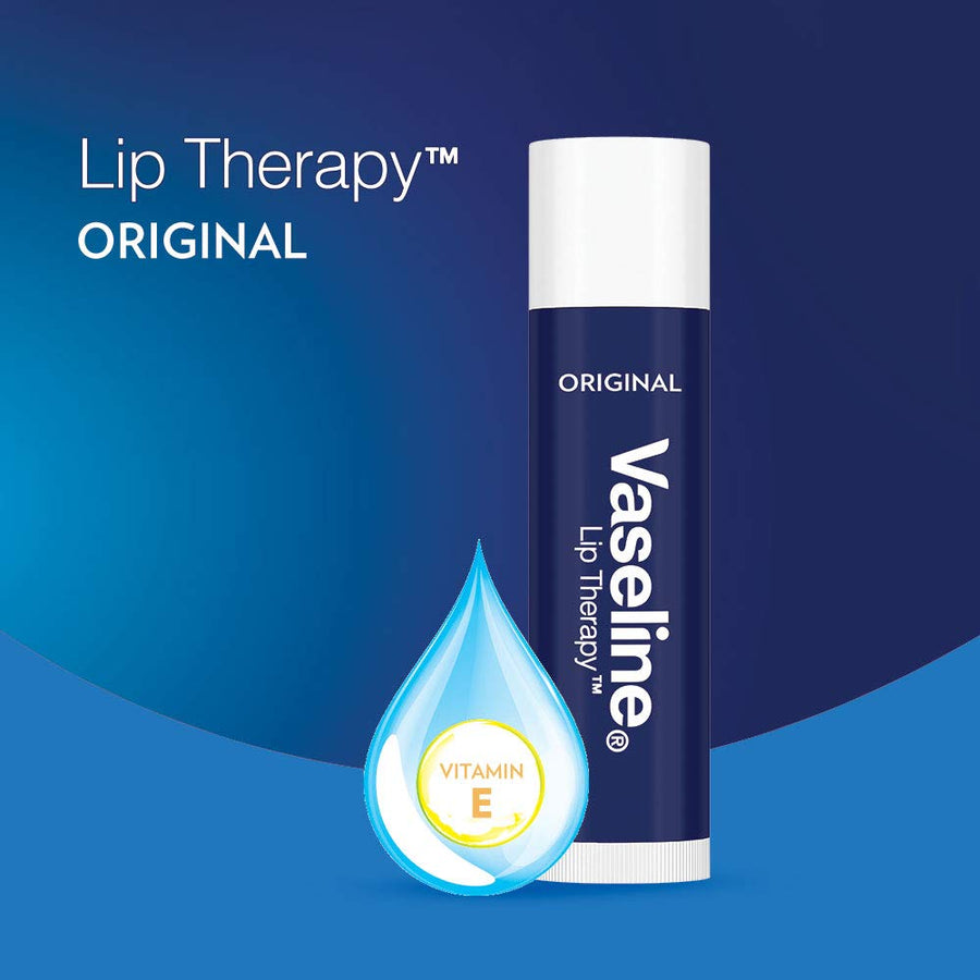 Vaseline Lip Therapy Original Chapstick 4.5 g - iZiffy.com