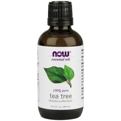 2 oz : NOW Tea Tree Oil, 2-Ounce - iZiffy.com