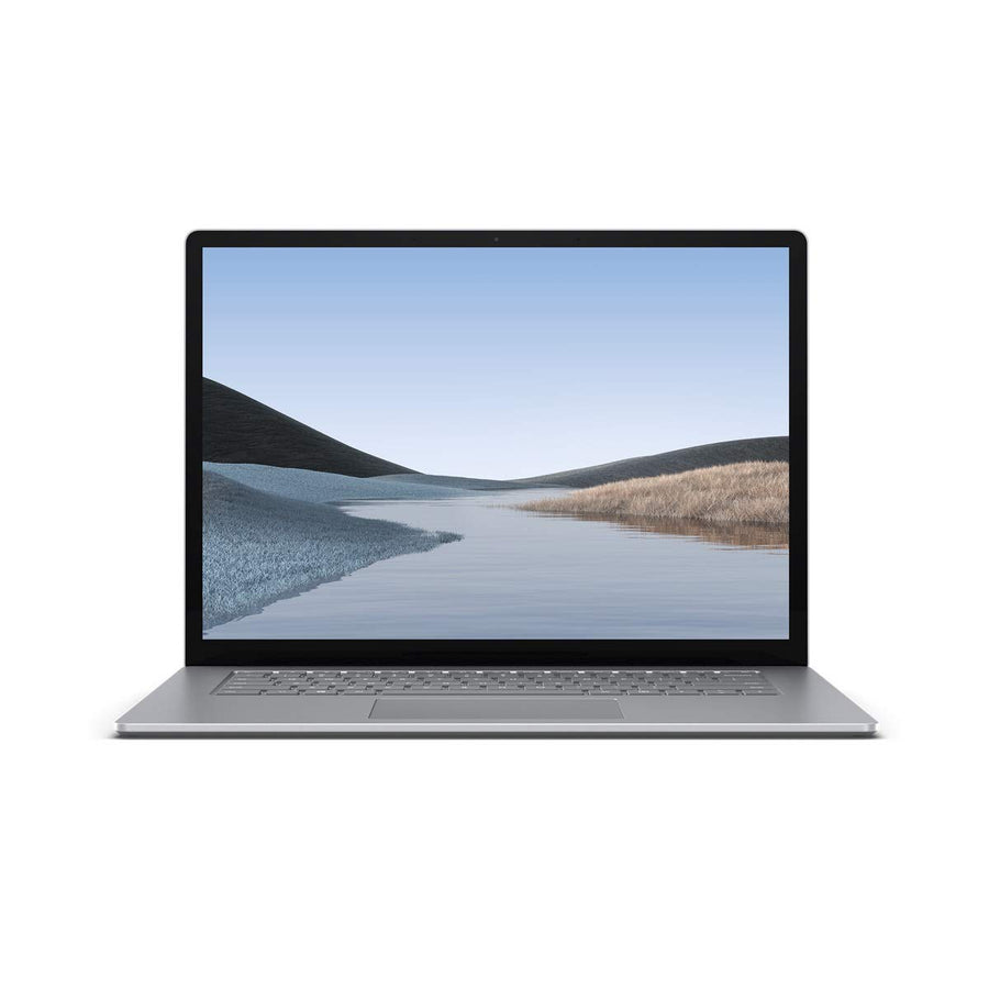 Microsoft Surface Laptop 3 AMD Ryzen 5 15-inch Touchscreen Laptop (8GB/128GB SSD/Windows 10 Home/AMD Radeon Vega 9 Graphics/Platinum/1.54Kg), V4G-00021