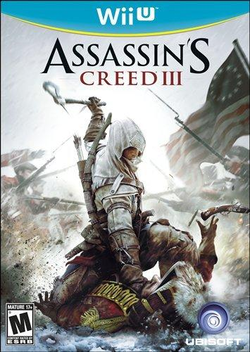 Assassins Creed III - Nintendo Wii U - iZiffy.com
