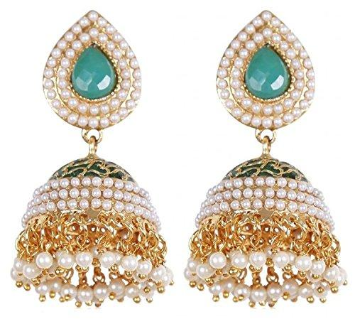 Flaray Traditional Jhumki Earrings For Women & Girls