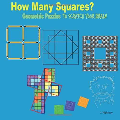 How Many Squares?: Geometric Puzzles to scratch your brain - iZiffy.com