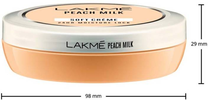 Lakme Peach Milk Soft crme  (150 g) - iZiffy.com