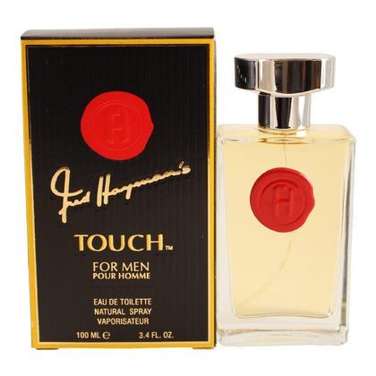 Touch By Fred Hayman For Men. Eau De Toilette Spray 3.3 Ounces - iZiffy.com