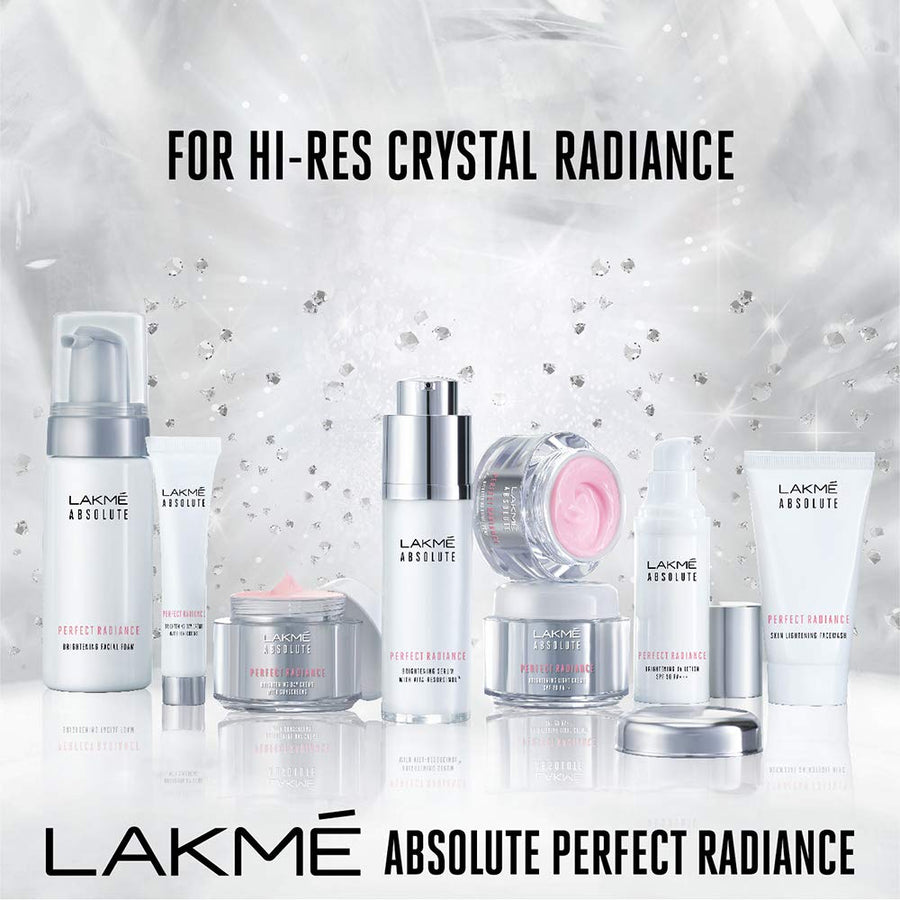 Lakme Absolute Perfect Radiance Skin lightening/Brightening UV Lotion 30 ml - iZiffy.com