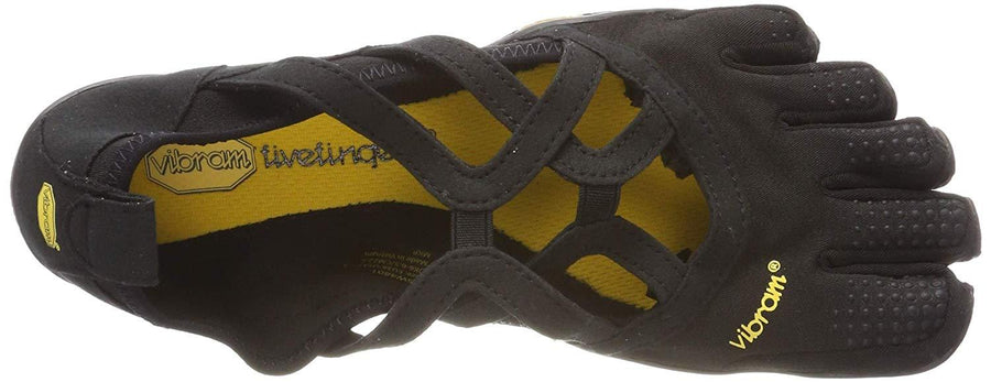 Vibram AW15 Alitza Loop Running Shoes, Women's (Black) - iZiffy.com