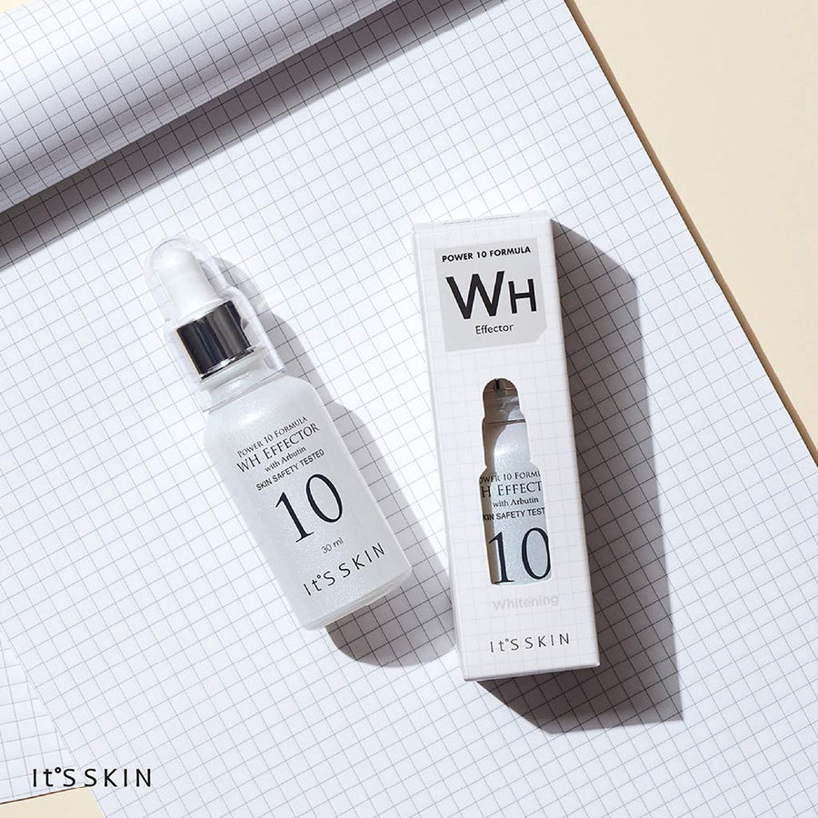 Its Skin Power 10 Formula WH Effector with Arbutin, 30 ml - iZiffy.com
