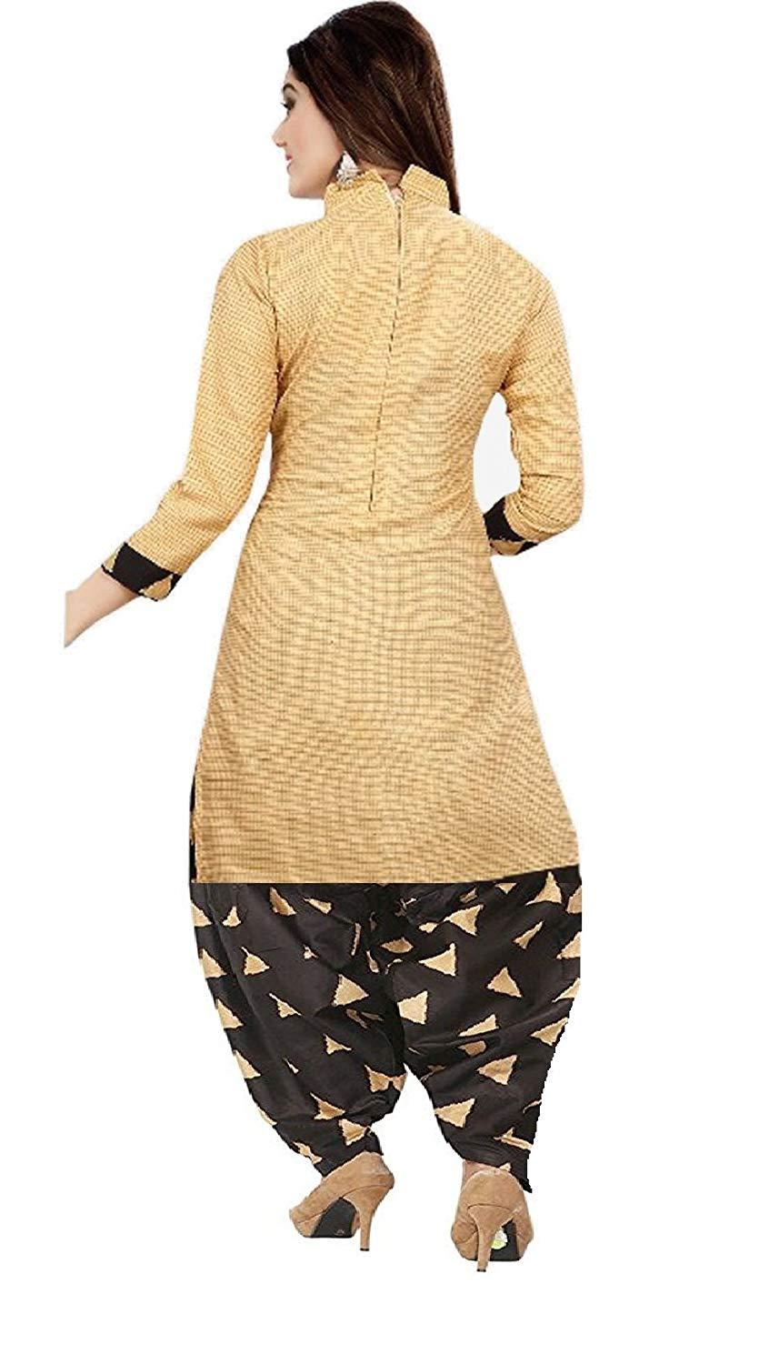 Flaray Cotton Salwar Suit - iZiffy.com