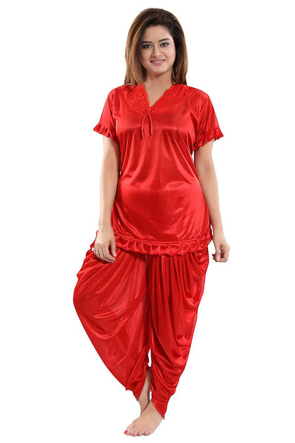 Women's Patiala Top and Pyjama Set - iZiffy.com