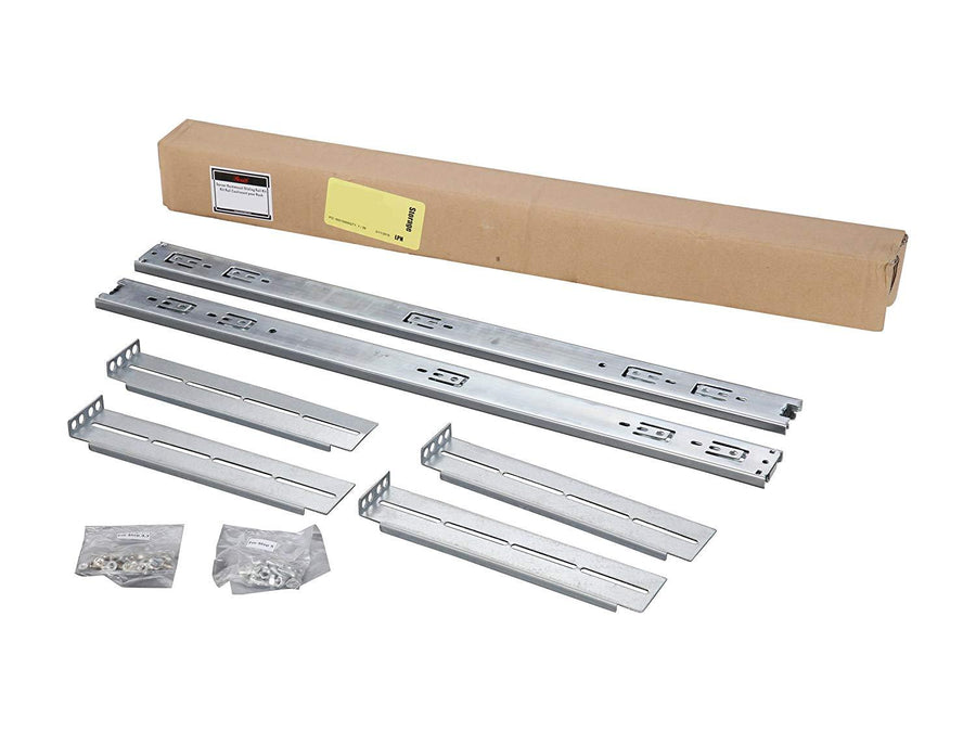 "Rosewill Server Rack Rails / Server Slide Rails / Server Rails , 26"" Three Section Ball-Bearing Sliding Server Rail Kit (RSV-R27LX) - iZiffy.com"