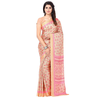 Flaray with Blouse Piece Saree - iZiffy.com