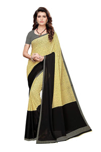 Flaray Designer Women's Georgette Saree - iZiffy.com