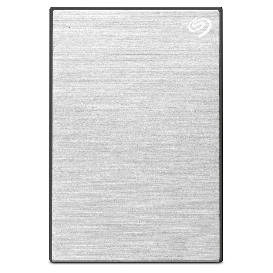 Seagate 1TB Backup Plus Slim Portable External Hard Drive with Free 2 Month Adobe CC Photography Plan - Black (2019 Edition)