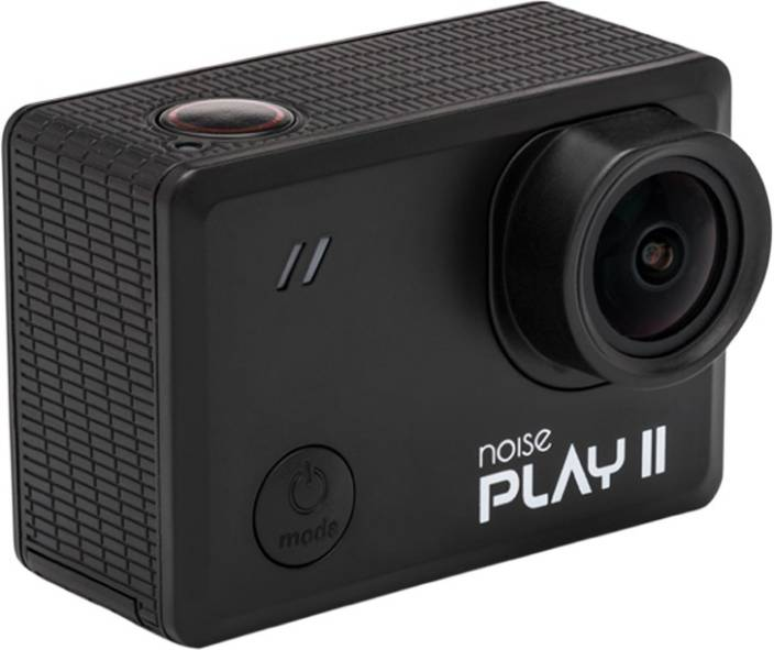 Noise Play 2 Sports and Action Camera  (Black, 16 MP) - iZiffy.com